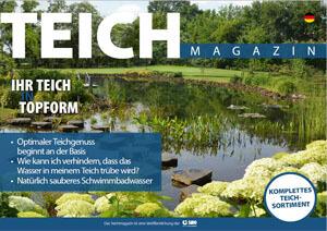Teich Magazin