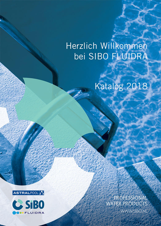 SIBO Fluidra AstralPool Katalog herunterladen