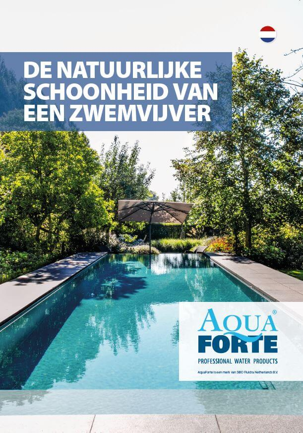 SIBO Fluidra Zwemvijver magazine